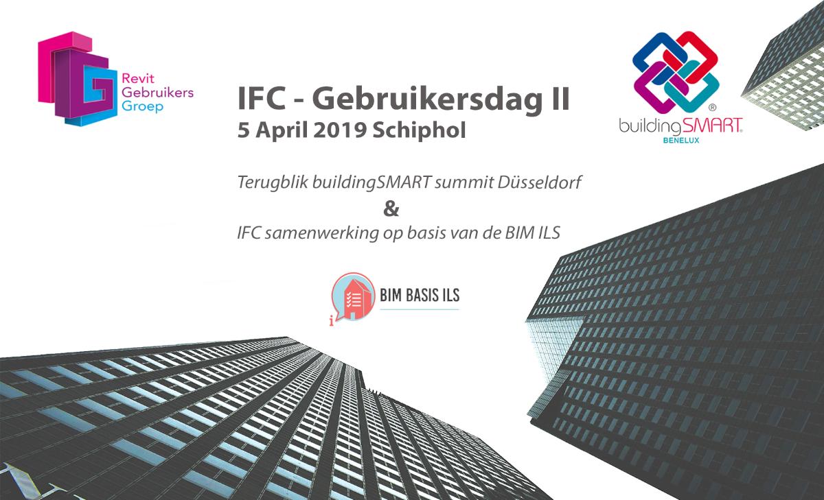 De Revit & IFC Gebruikersdag II